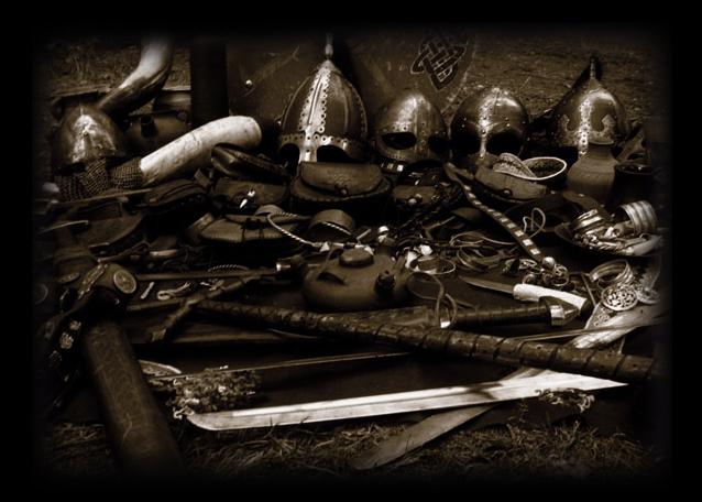 Bojové vybavení skupiny Sigurd