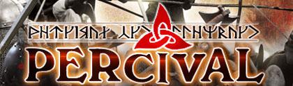 Banner skupiny Percival