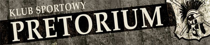 Banner skupiny Pretorium