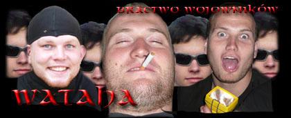 Banner skupiny Wataha